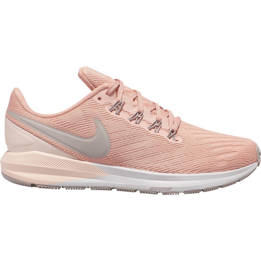 Nike W NIKE AIR ZOOM STRUCTURE 22, ženske patike za trčanje, narandžasta
