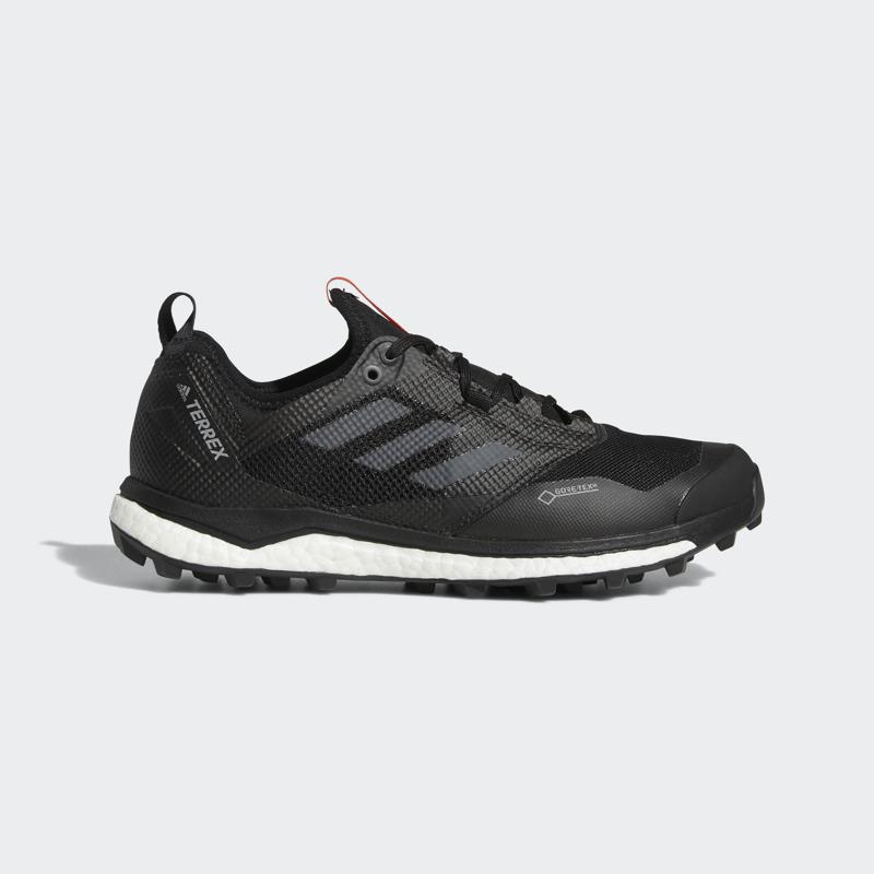 adidas TERREX AGRAVIC XT GTX, muške patike za trčanje, crna