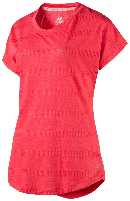 Pro Touch AGNY WMS, ženska majica za trčanje, crvena