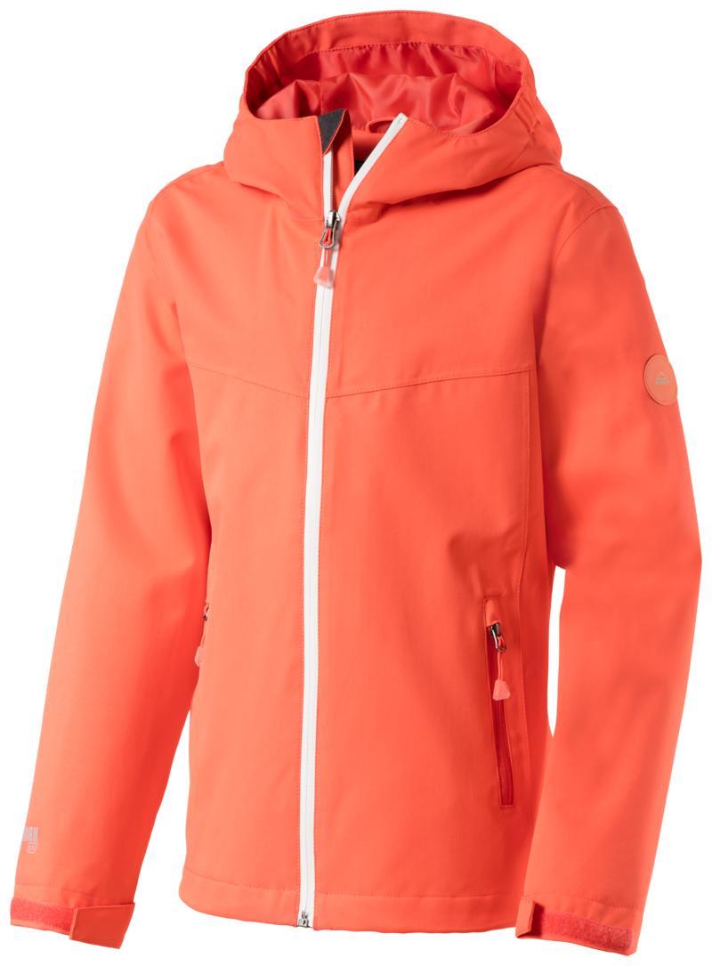 McKinley ALEXANDRA II GLS, dečja jakna a planinarenje, crvena