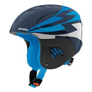 Alpina CARAT, dečija skijaška kaciga, plava