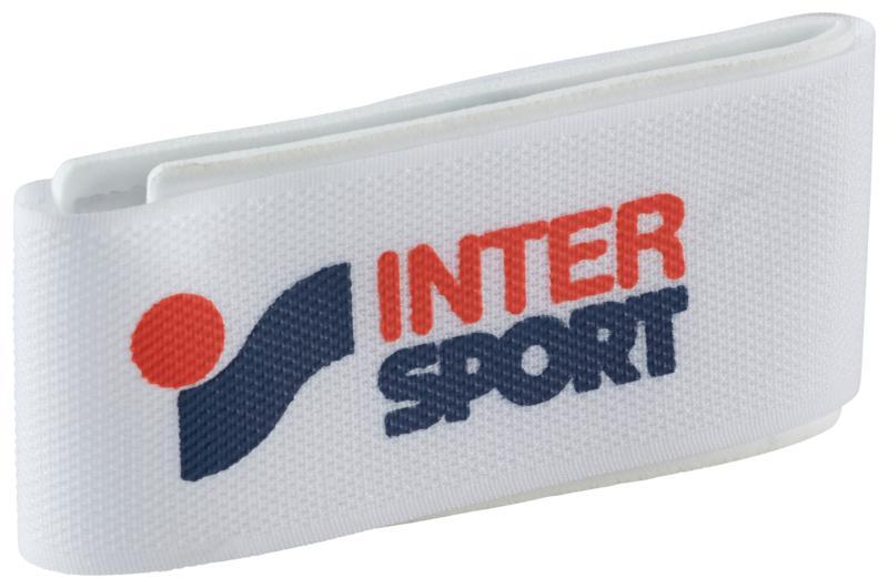 Intersport ALPINE RACING 50 MM, dodatak za skije, bela