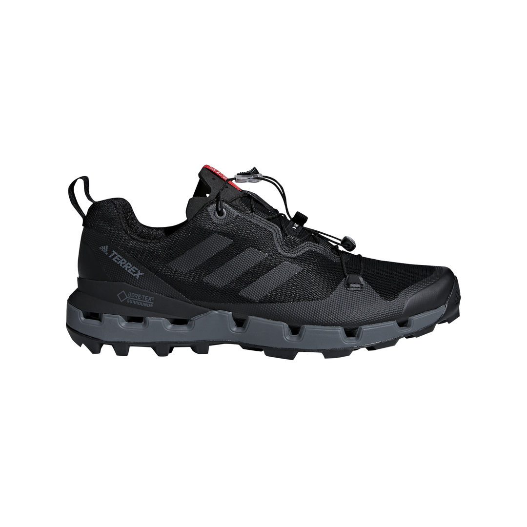 adidas TERREX FAST GTX-SURROUND, muške cipele za planinarenje, crna