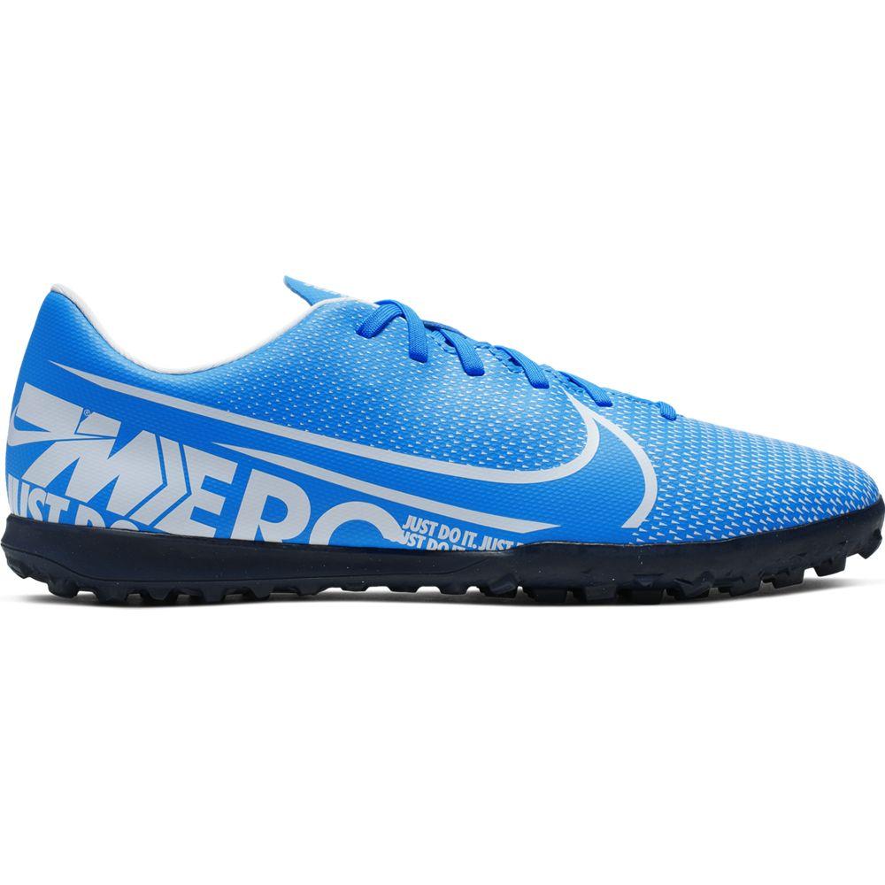 Nike VAPOR 13 CLUB TF, muške patike za fudbal (tf), plava