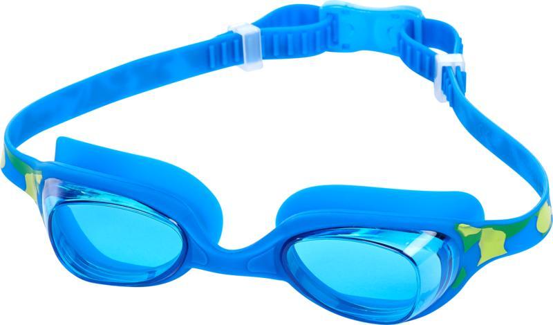Tecnopro ATLANTIC JR, dečije naočare za plivanje, zelena