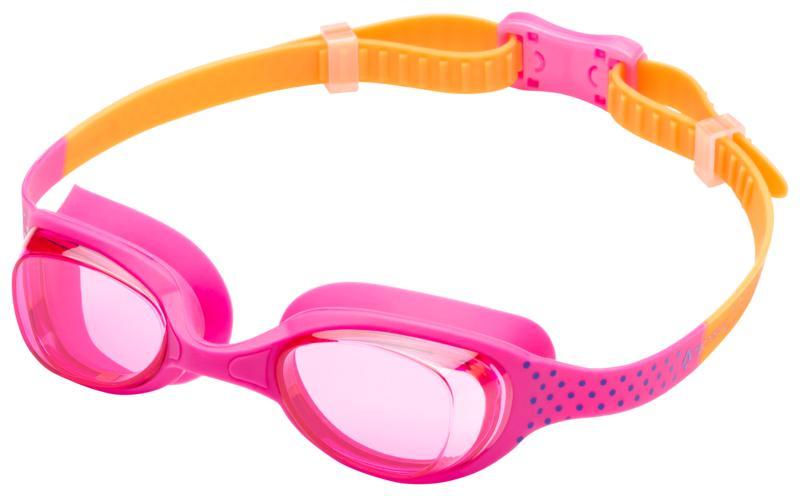 Tecnopro ATLANTIC X JR., dečije naočare za plivanje, narandžasta