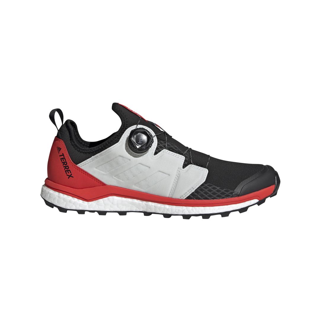 adidas TERREX AGRAVIC BOA, muške patike za trčanje, bela