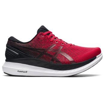 Asics GLIDERIDE 2, muške patike za trčanje, crvena
