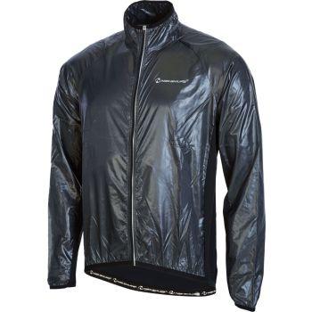 Nakamura GIACCA JACKET, muška jakna za biciklizam, siva