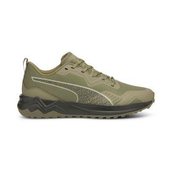 Puma BETTER FOAM XTERRA, muške patike za trčanje, zelena
