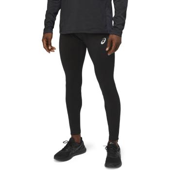 Asics CORE WINTER TIGHT, muške helanke za trčanje, crna
