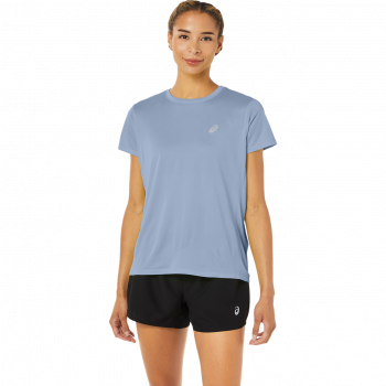 Asics CORE SS TOP, ženska majica za trčanje, plava