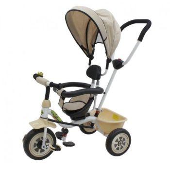 Cool Baby JG906, dečiji bicikl sa pomoćnim točkićima, braon