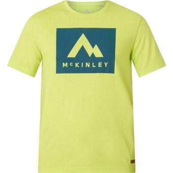 McKinley KRASSA UX, muška majica za planinarenje, zelena