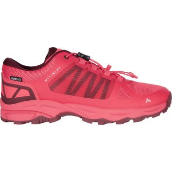 McKinley KANSAS II AQB JR, dečije cipele za planinarenje, pink