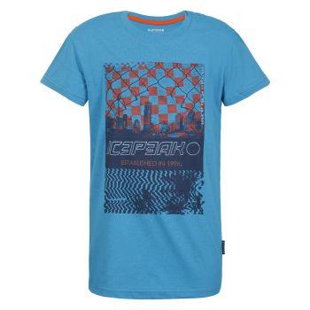 Icepeak MILLVILLE JR, dečja majica za planinarenje, plava