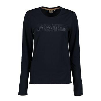 Icepeak EP AVELLINO, ženska majica dug rukav za planinarenje, crna