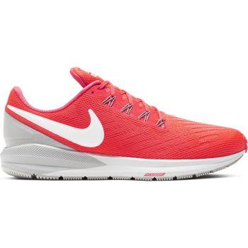Nike AIR ZOOM STRUCTURE 22, muške patike za trčanje, crvena