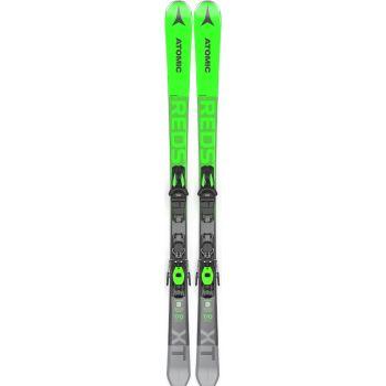 Atomic REDSTER XT+M10 GW, set skija allround, zelena