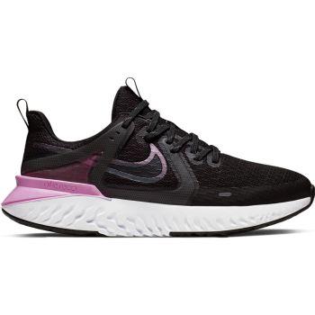 Nike WMNS NIKE LEGEND REACT 2, ženske patike za trčanje, crna