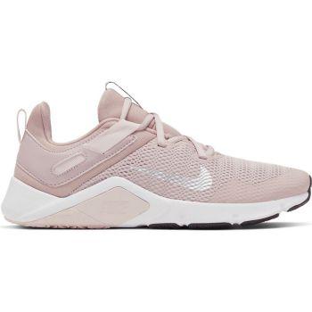 Nike WMNS LEGEND ESSENTIAL, ženske patike za fitnes, pink