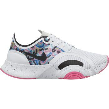 Nike SUPERREP GO, ženske patike za fitnes, bela
