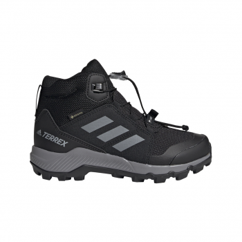 adidas TERREX MID GTX K, dečije planinarske cipele, crna