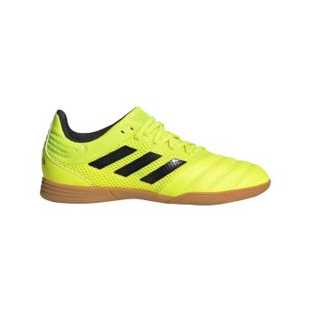 adidas COPA 19.3 IN SALA JR, dečije patike za fudbal (in), žuta