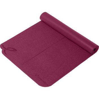 Energetics YOGA MAT WITH BAG, podloga za gimnastiku, crvena