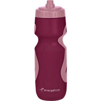 Energetics SQUEZZE BOTTLE 0.65L, boca pvc, crvena