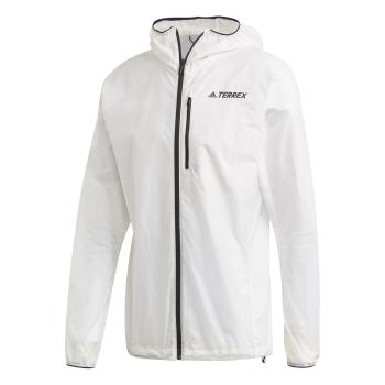 adidas AGR WINDWEAVE J, muška jakna za planinarenje, bela