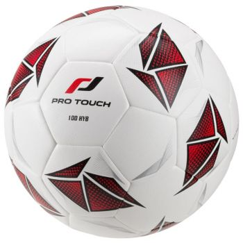 Pro Touch FORCE 100 HYB, lopta za fudbal, bela