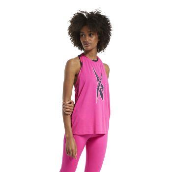 Reebok WOR SUP BL TANK, ženska majica za fitnes, pink