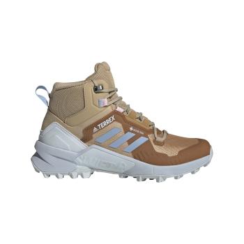 adidas TERREX SWIFT R3 MID GTX W, ženske planinarske cipele, braon
