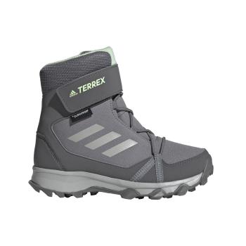 adidas TERREX SNOW CF CP CW K, dečije planinarske cipele, siva