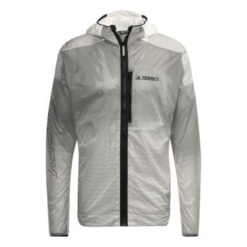 adidas AGR WIW IN, muška jakna za trčanje, bela