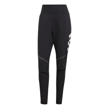 adidas W AGR HYBR P, ženski donji deo trenerke za trčanje, crna