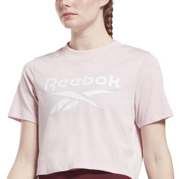 Reebok RI CROP TEE, ženska majica, pink