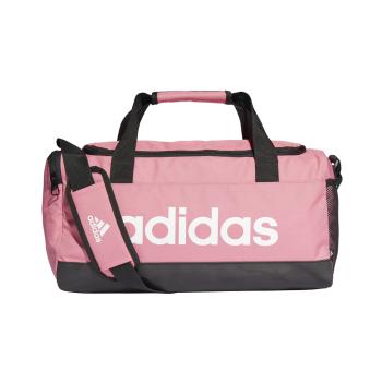 adidas ESSENTIALS LINEAR DUFFEL XS, torba, pink