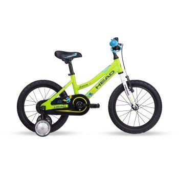 Head JUNIOR 16, dečiji mtb bicikl, zelena
