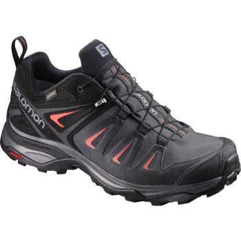 Salomon X ULTRA 3 GTX® W, ženske cipele za planinarenje, siva