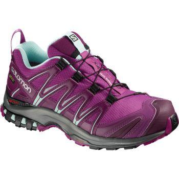 Salomon XA PRO 3D GTX W, ženske patike za trčanje, ljubičasta
