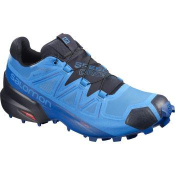 Salomon SPEEDCROSS 5 GTX, muške patike za trčanje, plava