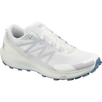 Salomon SENSE RIDE 3 W, ženske patike za trčanje, bela