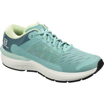 Salomon SONIC 3 CONFIDENCE W, ženske patike za trčanje, zelena
