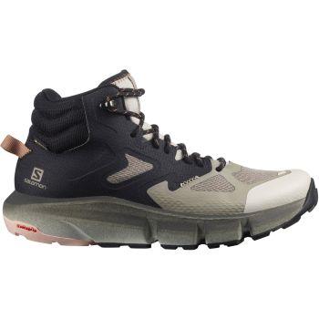 Salomon PREDICT HIKE MID GTX W, ženske planinarske cipele, crna