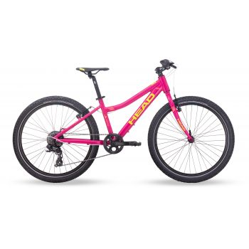 Head LAUREN I 24, dečiji mtb bicikl, pink