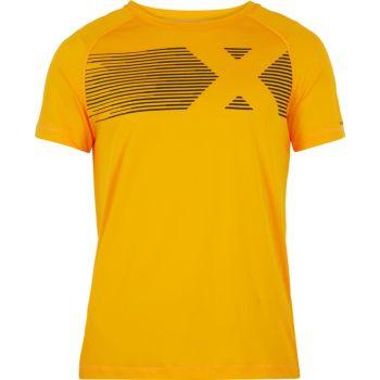 Energetics MASSIMO III UX, muška majica za fitnes, žuta