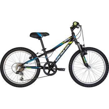 Nakamura MX 20, dečiji mtb bicikl, crna