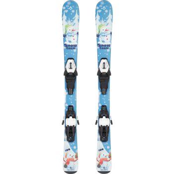Tecnopro SNOW TEAM JT, set skija dečiji, plava